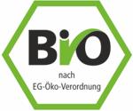 Bio Kokosöl kann auch mit dem Bio Logo gekennzeichnet werden.